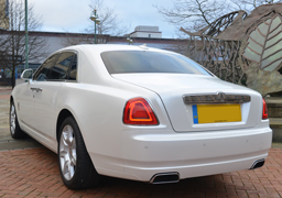 RR Ghost Hire