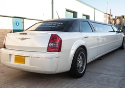 Chrysler Baby Bentley Limo Hire