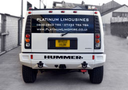 Hummer H2 Limousine Hire Wakefield