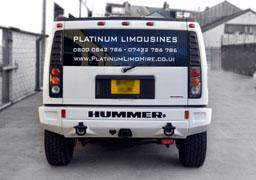 Hummer H2 Limousine Hire