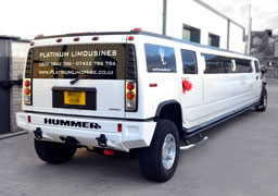 Cheap Hummer Limousine Nottingham