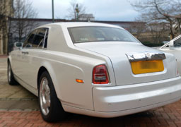 Rolls Royce Wedding Car Bradford
