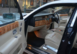 Rolls Royce Phantom Wedding Car Hire Bradford