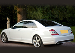 Mercedes Wedding Car Hire