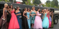 Prom Limo Hire Blackburn