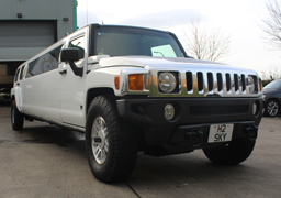 H3 Hummer Limo Hire Chesterfield