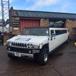 Hummer Limousine Hire Birmingham