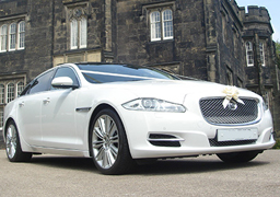 Jaguar Wedding Car Hire