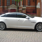 Jaguar Wedding Car Hire