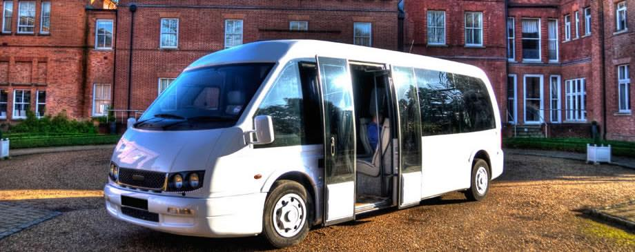 Party Bus Hire Yorkshire