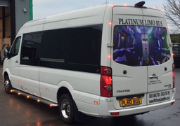 Party Bus Hire Halifax