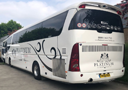 Coach Hire Pudsey